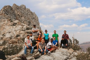 KRG Group Hike 2015