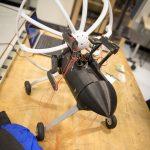 Autonomous paraglider