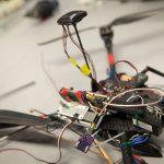 Radio collar tracker drone